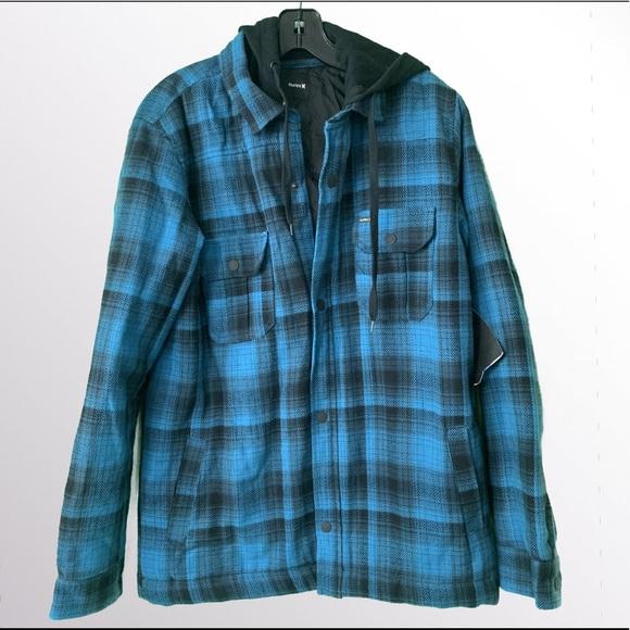 picked up latest fashion offer discounts Hurley Jackets & Coats   Nwt Mens Jacket Small   Poshmark